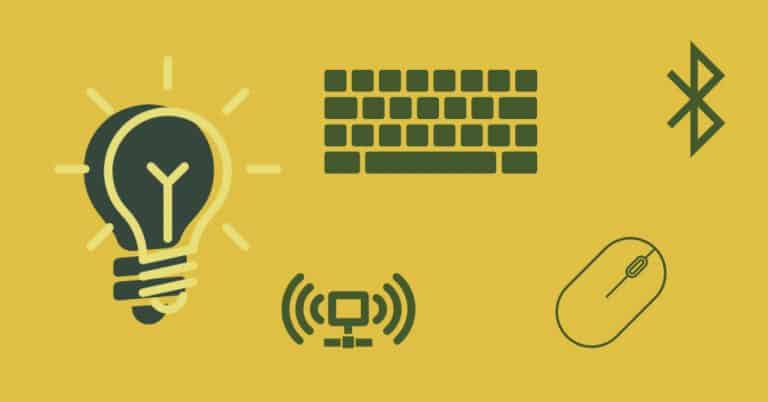 Bluetooth vs Wireless Keyboard and Mouse