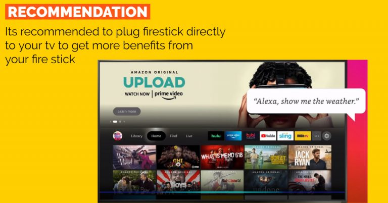 Can You Plug Amazon Fire Stick To Cable Box