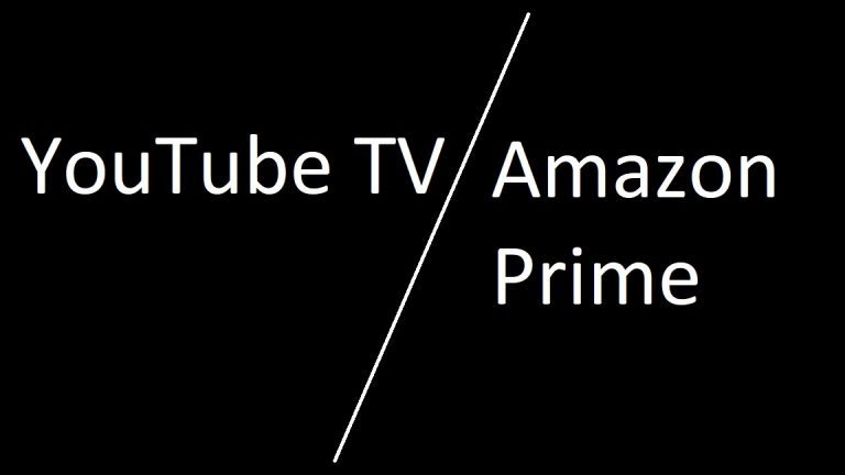 is youtube tv free with amazon prime