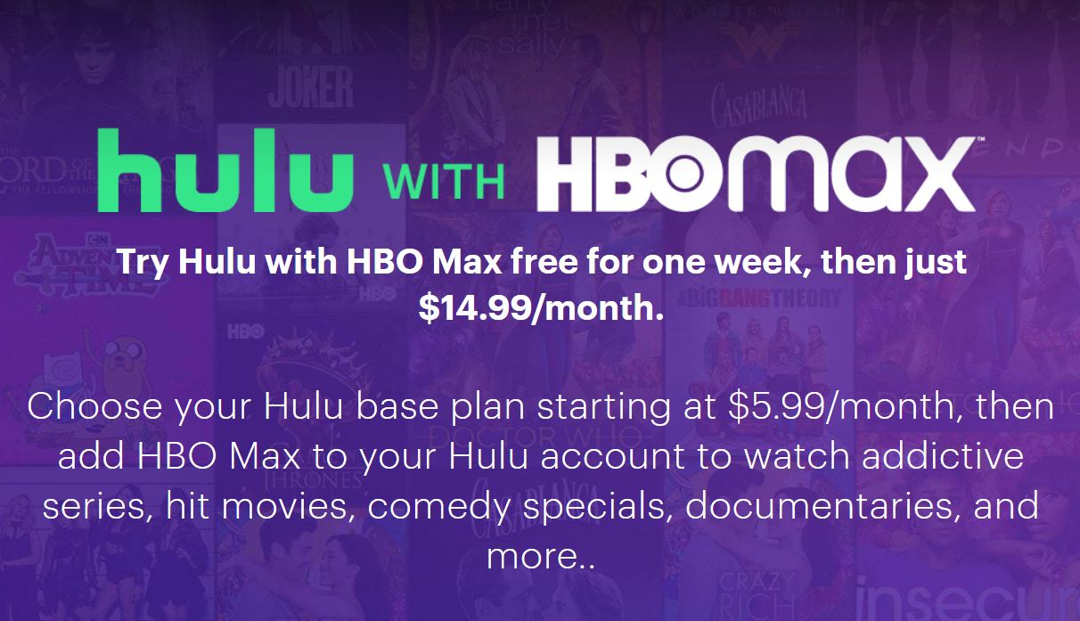 Is HBO Max on Hulu the same as HBO